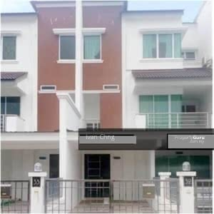 For Sale - 27/10/21 AUCTION [ Townhouse ] : Block B, Lite View 4, Off Jalan Bakam,  Miri, Sarawak