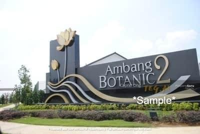 For Rent - Ambang Botanic 2 Klang