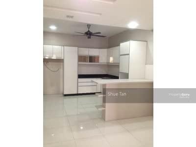 Disewa - Aman perdana semi d kitchen cabinets aircons for rent