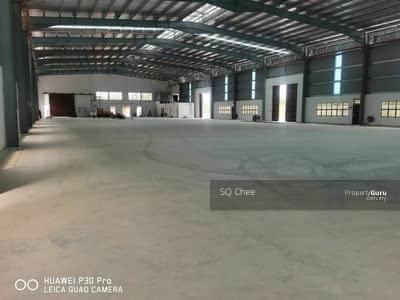 For Rent - kempas detached factory