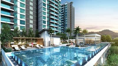 For Sale - 【3+1Rooms】Sky Semi-D Condominium