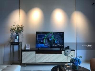 For Sale - Kuala Lumpur New Township Luxury Condominium [Direct lake view]