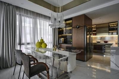 For Sale - 1200 Sqft RM450K Bukit Jalil New 5 Star Residence Condo Freehold Near Pavilion 2 Mall