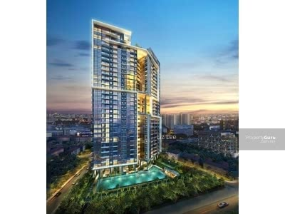 For Sale - 【3km to Sunway Pyramid】Pure Residential Condominium