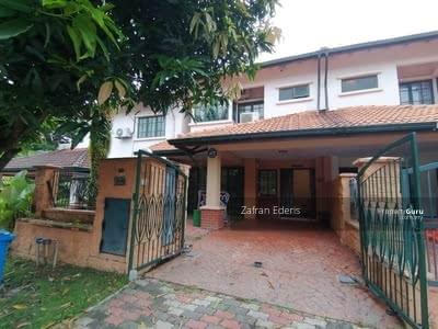 For Sale - 2 Storey Link House, Jalan Kubah @ Bukit Jelutong