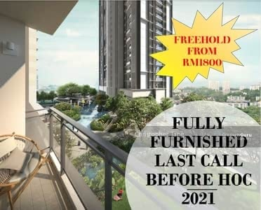 For Sale - [30% discounts] New Deals KL projects, Premium address, Best package, High Return, No legal fees