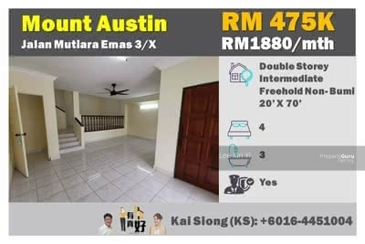 For Sale - taman mount austin