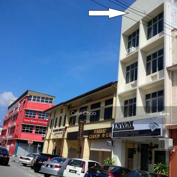 4 Storey Shop Intermediate At Jalan MArket Ipoh 33201437