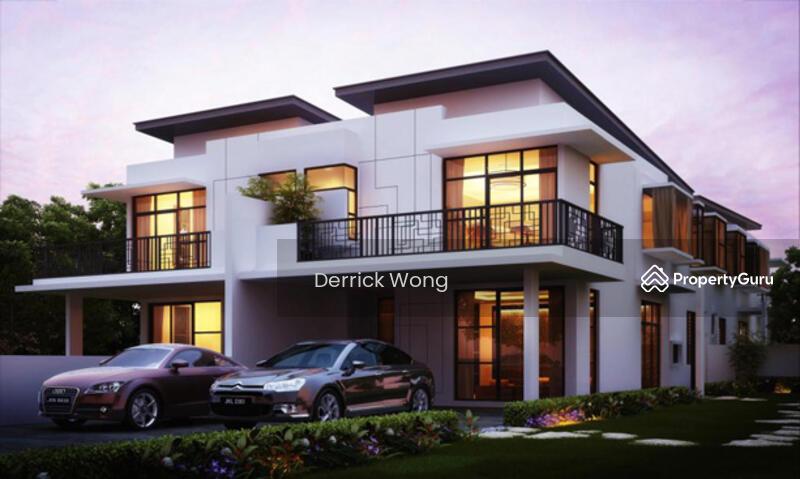 D 39 Verde Jalan Indah 11 Garden Villa Bukit Indah Bukit