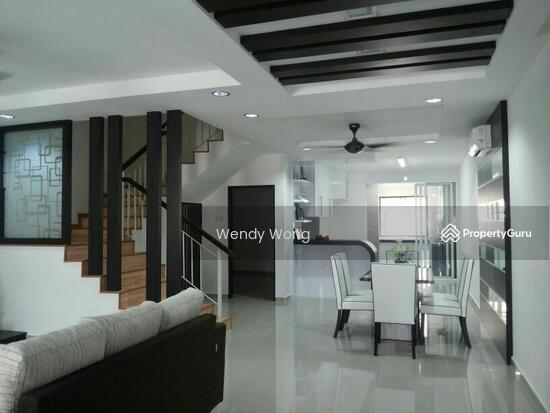 Taman d 39 utama 3 storey terrace for sale jalan d 39 utama for 3 storey terrace house