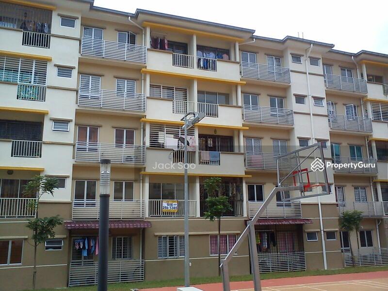 New Apartment At Taman Cheras Intan Klmn Cheras Selangor