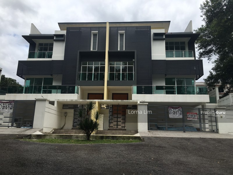 sec 17 3sty sd pj petaling jaya selangor 6 bedrooms 4500 sqft semi detached houses for. Black Bedroom Furniture Sets. Home Design Ideas