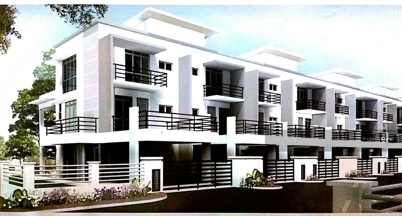 3 storey terrace link house tmn tunoh penampang 5 for 3 storey terrace house for sale