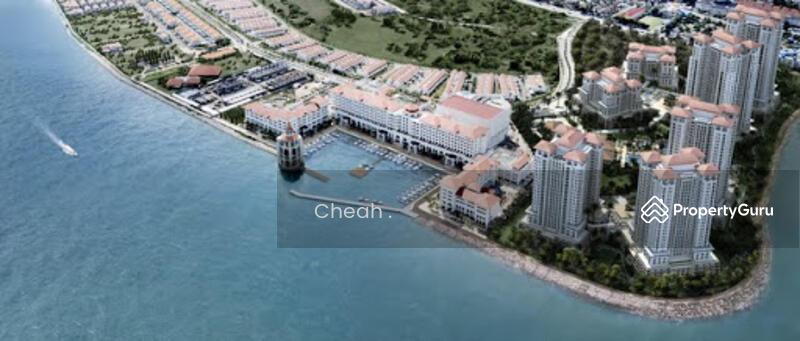 Straits Quay Condominium Seri Tanjung Pinang Tanjung
