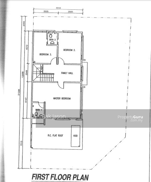 First House Plan Malaysia House Plans