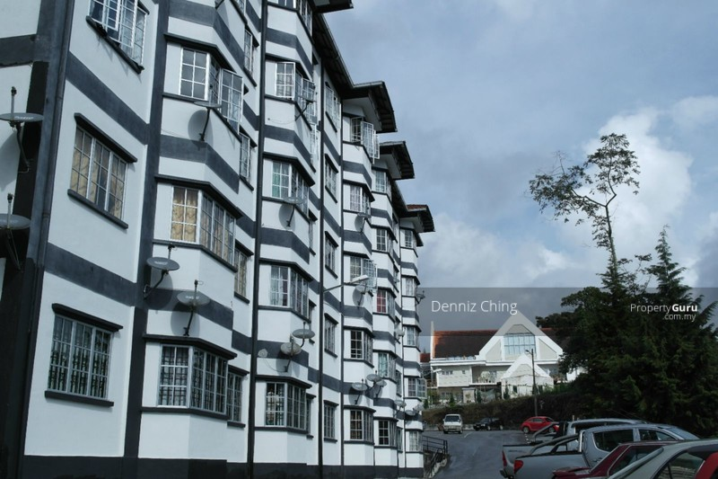 Greenhill Resort Apartment Tanah Rata Cameron Highlands 125635241 Outlook