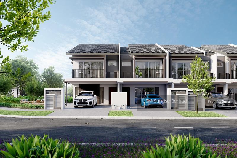 Verna Terrace Homes @ Serene Heights,Bangi South #155309839