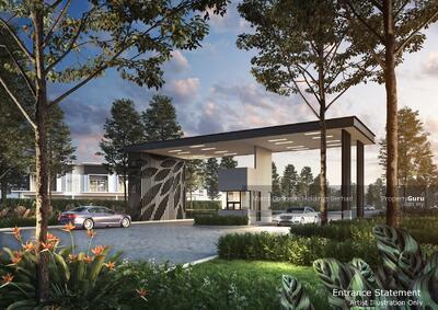 For Sale - Damaris Terraces @ Ara Sendayan