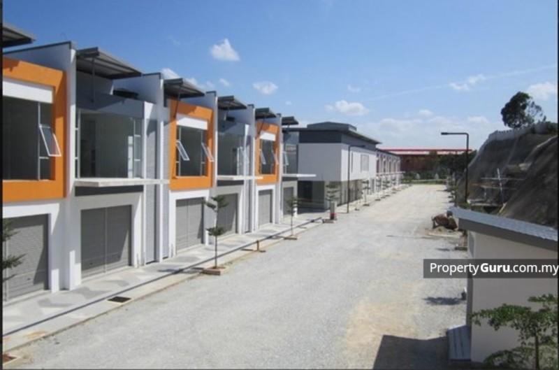 Arab Malaysian Industrial Park #138028171