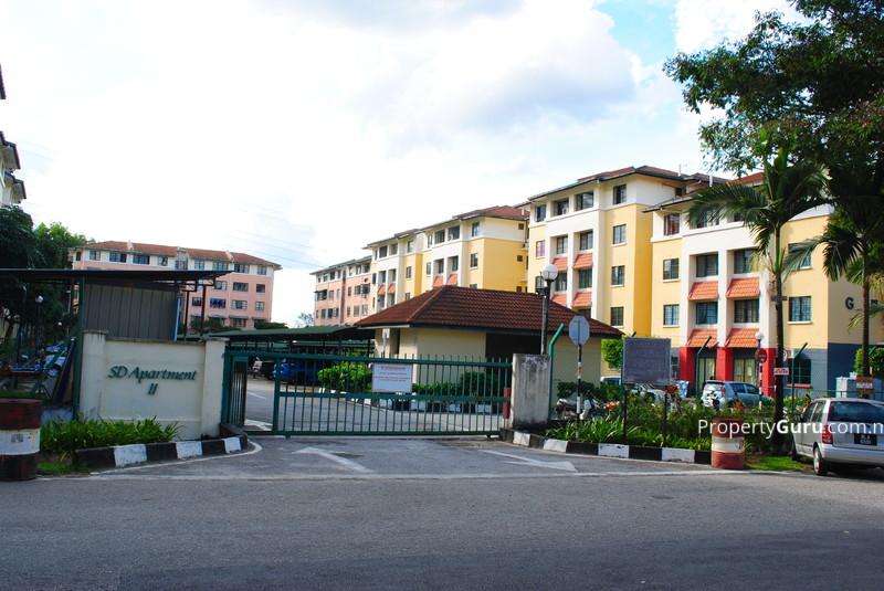 Sd Apartments Ii 1803