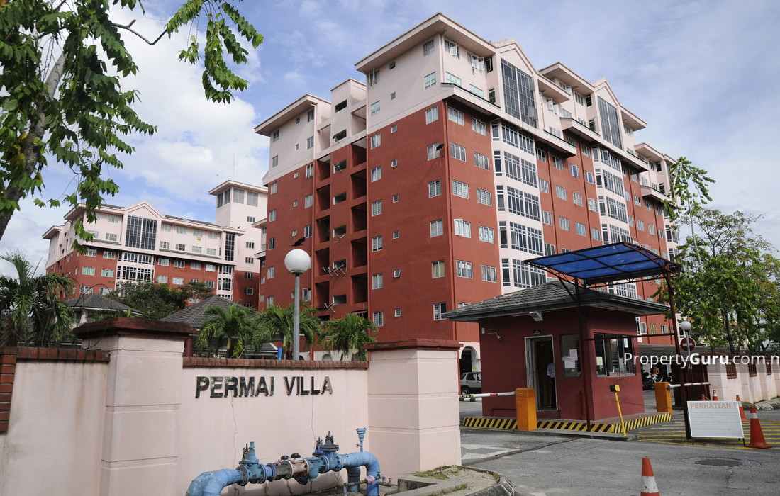 Pandan Villa Condo Room For Rent