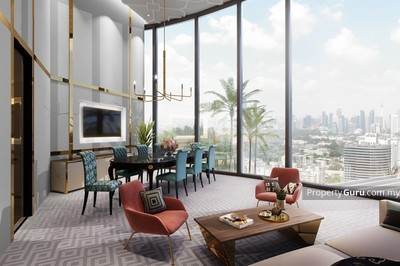 For Sale - The Suites @ Jalan Ampang