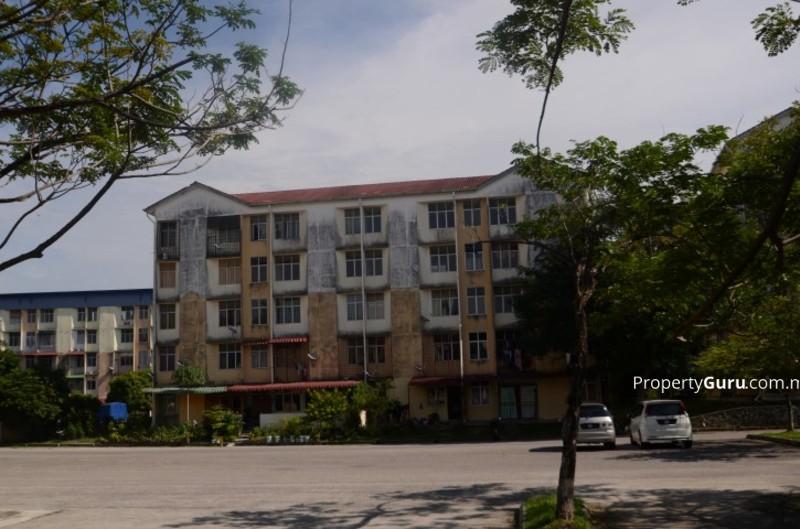 Rista Villa Apartment Taman Putra Perdana