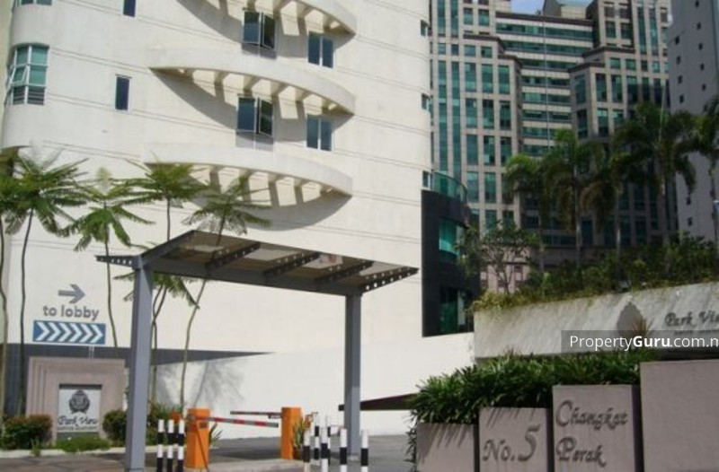 Parkview Service Apartment No 5 Changkat Perak Off Lorong Klcc Kuala Lumpur Studio 450 Sqft Apartments Condos Residences For