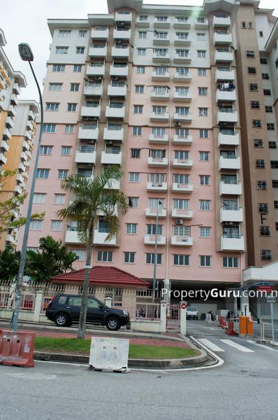 Jalil Damai Apartments Jalan 14 155c Bandar Bukit Other Kuala Lumpur 3 Bedrooms 1230 Sqft Condos Service Residences