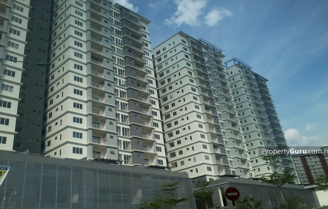 Astana Lumayan Condo Below Market Value Bandar Sri ...