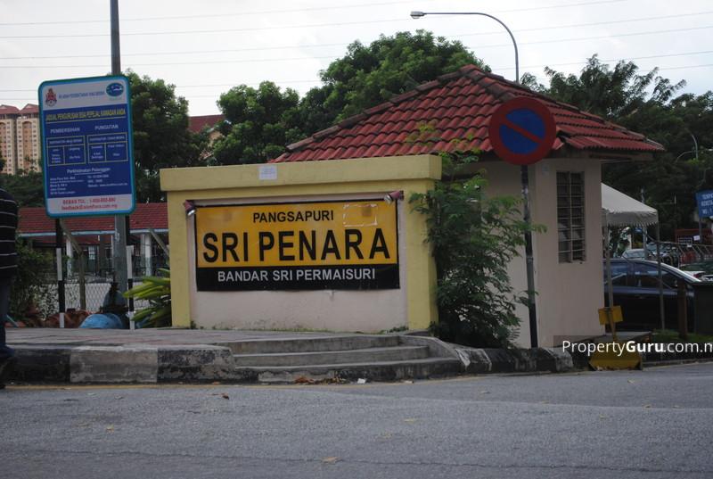 Pangsapuri Sri Penara 613