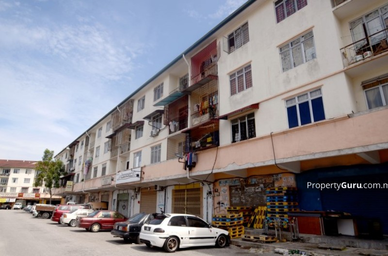 Saujana puchong sp 3 shop apartment jalan sp 3 10 off for Shop apartments