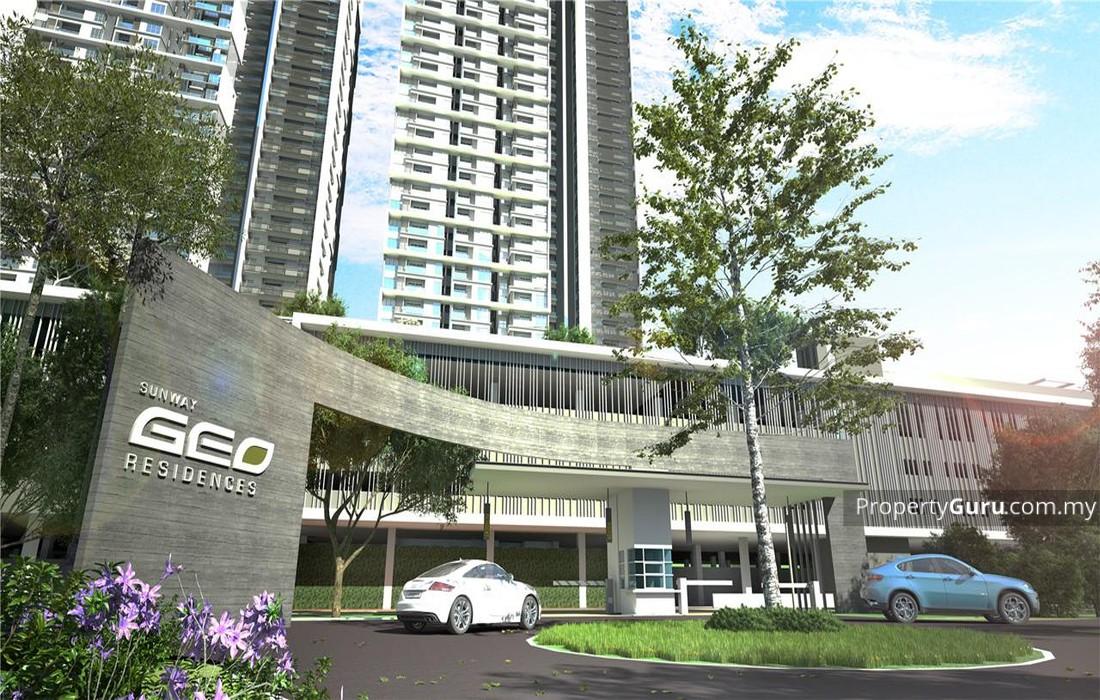 Sunway Geo Residences  Bandar Sunway Propertyguru