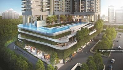 For Sale - The COMO @ Bukit Jalil, KL